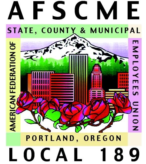 afscme189 logo