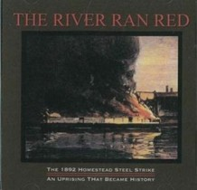 river ran red